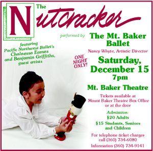 "The Mount Baker Ballet Performs ""The Nutcracker"""