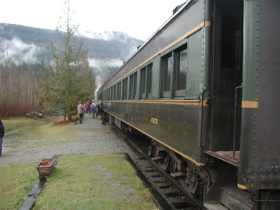 Lake Whatcom Railway