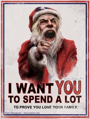 The real Bad Santa