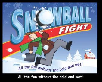 1st annual Bellingham All-City Snowball Fight