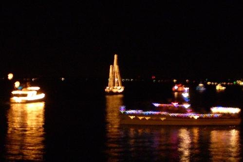 Lighted Boat Parade, December2007