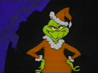 A Great Grinchy Smile