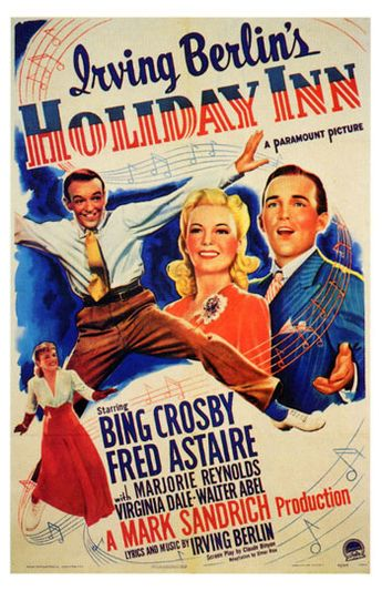 "Irving Berlin's ""Holiday Inn"""