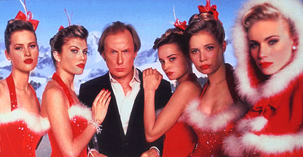 Billy Nighy, aka Billy Mack, and the Robert Palmer Ripoffs