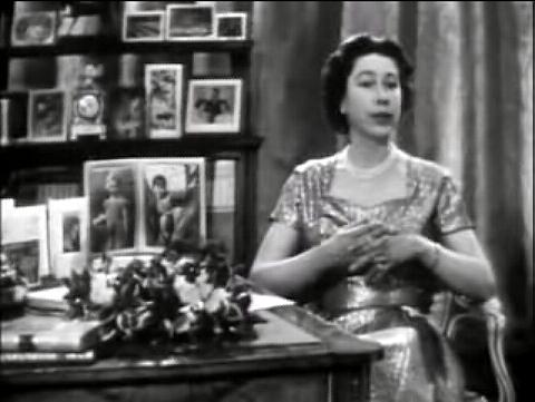 Queen Elizabeth's Christmas Message, 1957