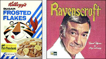 thurl ravenscroft songs
