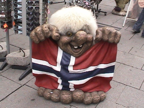 A Norwegian Troll