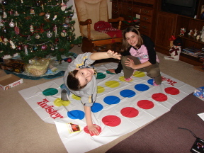 Aunty Emm, it's a twister, it's a twister!