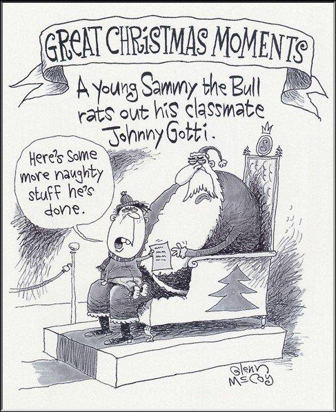 Merry freakin' Christmas