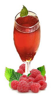 Raspberry Shrub