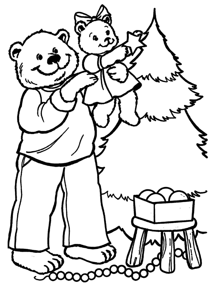 Simply Christmas Even More Coloring Pages More Coloring Pages