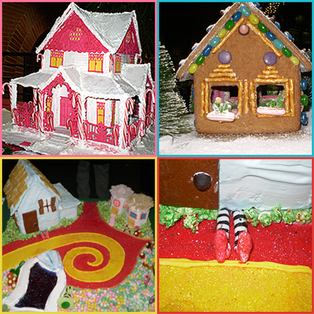 Port of Bellingham Holiday Festival Gingerbread House Contest