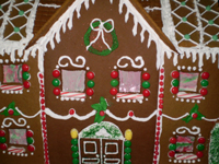 Gingerbread House Contest, 2008
